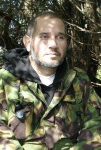 Mercenario de guerra Eduardo Rozsa