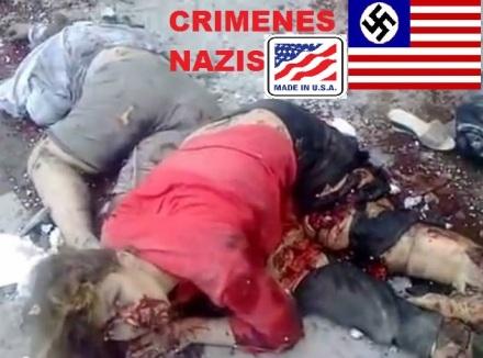 mujer destrozada ucrania