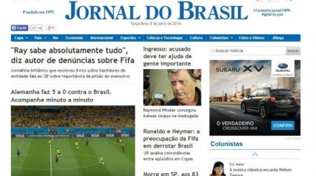 denuncia a FIFA