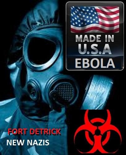 Resultado de imagem para A arma Ebola