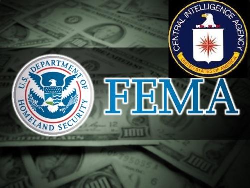 FEMA CIA