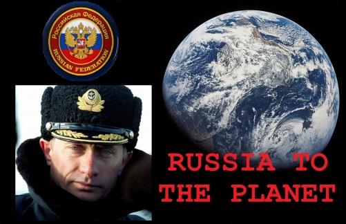 RUSSIA PLANETA