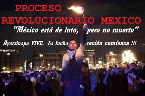 revolucion en MEXICO