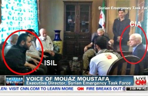 CIA ISIL