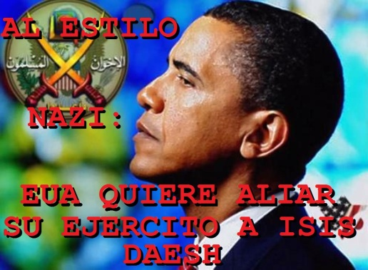 OBAMA UNE EJERCITO A ISIS