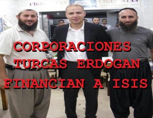 turquia erdogan isis