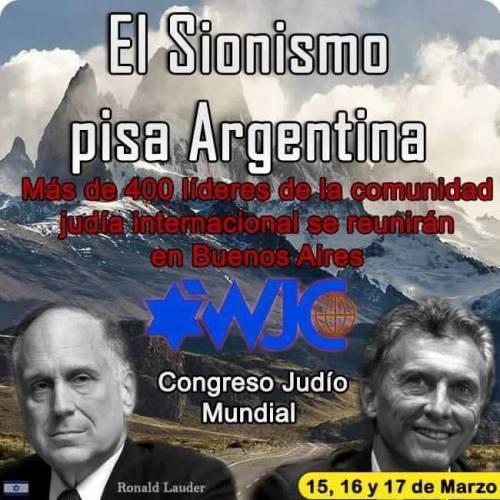 argentina sionista
