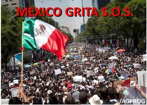 MEXICO GRITA S.O.S